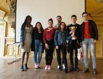 Les lycéens de Jean-Jacques Rousseau, Sarcelles, lauréats du Prix de l'Impact Social